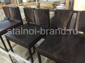 Кованые стулья Тюмень на сайте syalnoi-brand.ru