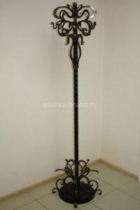 Кованая вешалка купить на сайте stalnoy-brand.ru