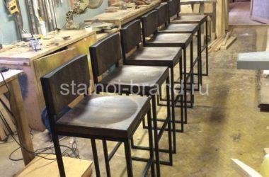 Кованый стул КС-5