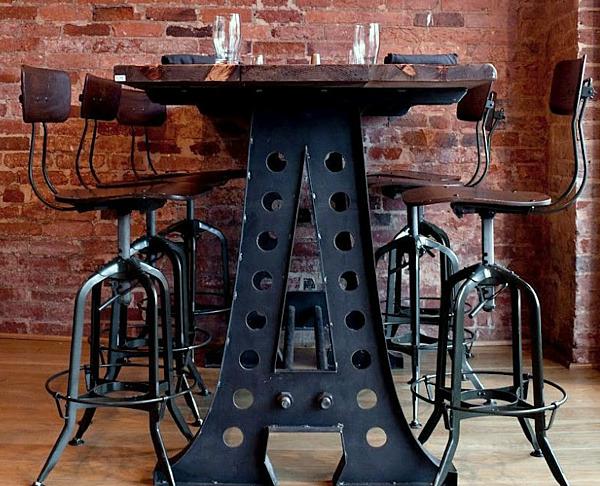 Мебель в стиле лофт — МЛ-22