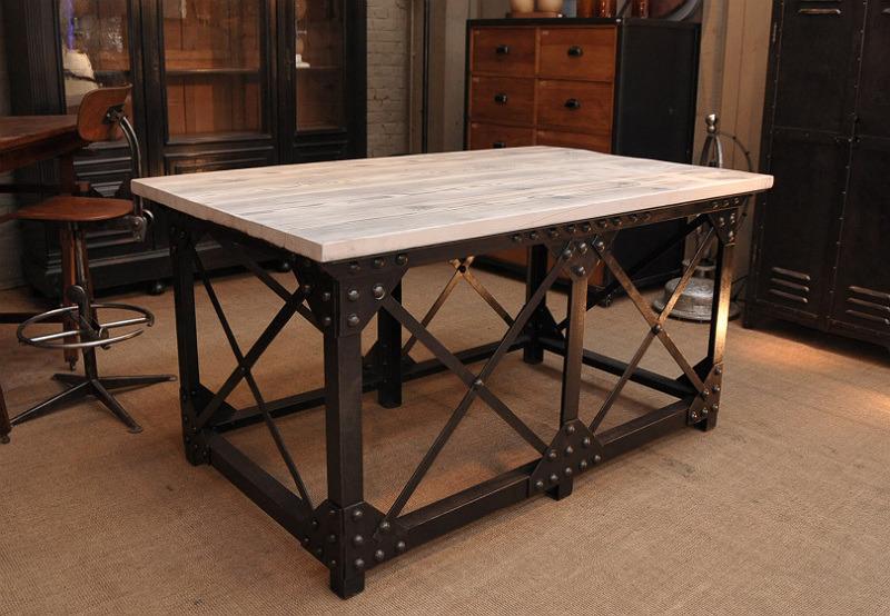 Мебель в стиле лофт — МЛ-14