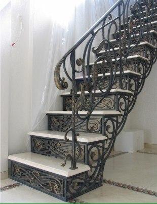 Кованая лестница КЛ-25