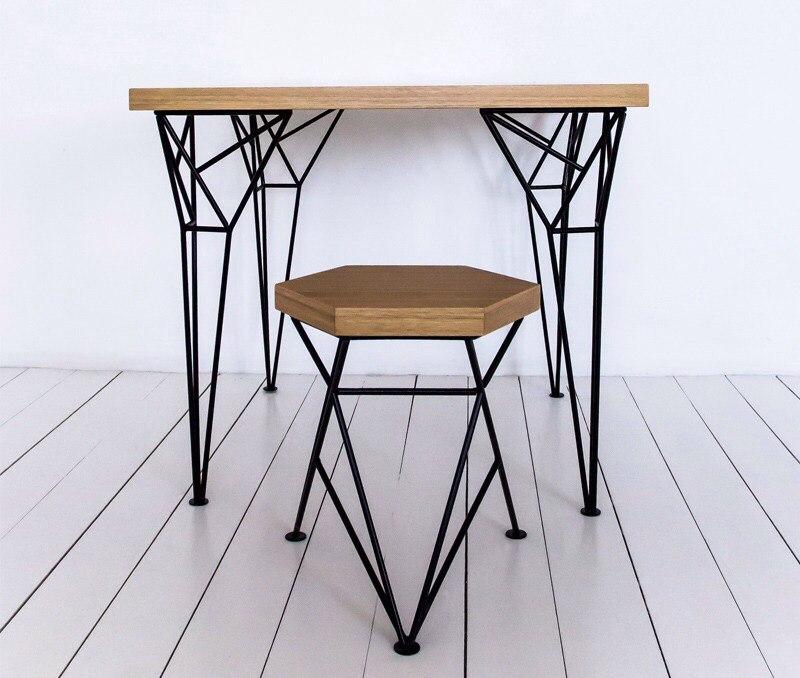 Мебель в стиле лофт — МЛ-32