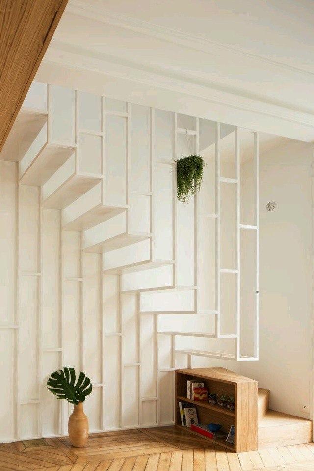 Кованая лестница КЛ-7