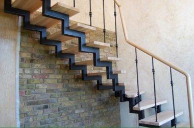 Кованая лестница КЛ-35