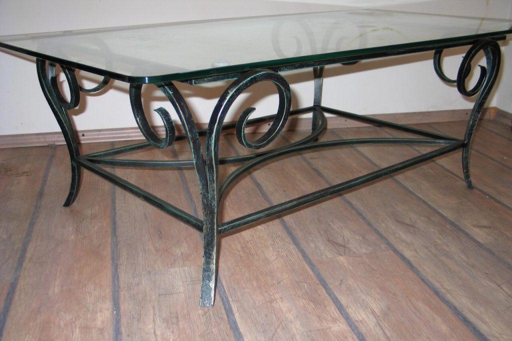Кованый стол КС-34