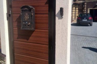 Автоматические кованые ворота АКВ-3