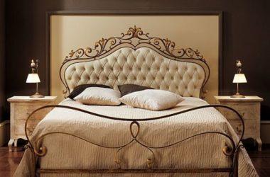 Кованая кровать КК-1