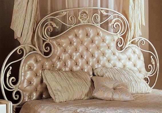 Кованая кровать КК-2