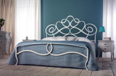 Кованая кровать КК-4