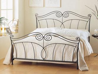 Кованая кровать КК-7