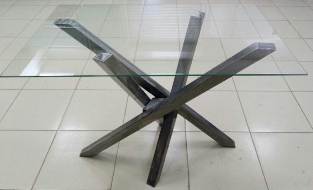 Кованый стол КС-61