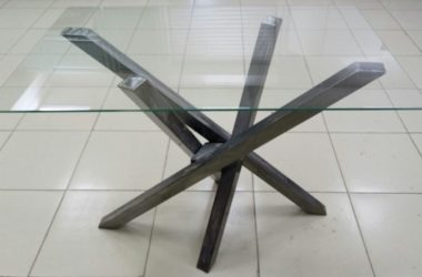 Кованый стол КС-61 фото 1