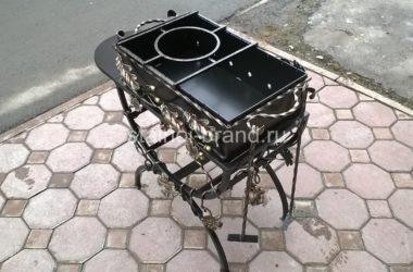 Кованый мангал КМ-5