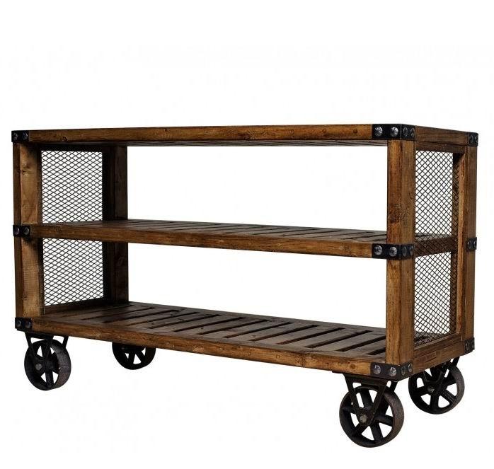 Мебель в стиле лофт — МЛ-2