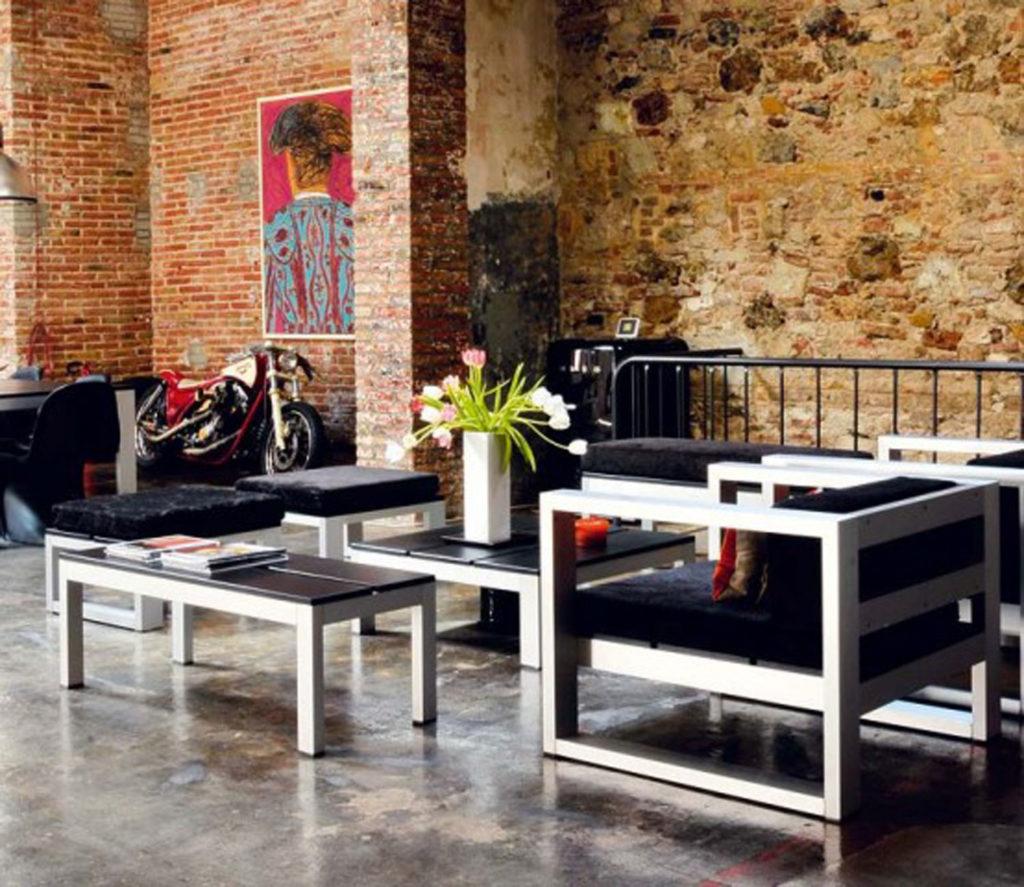 Мебель в стиле лофт — МЛ-7