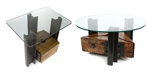 Мебель в стиле лофт — МЛ-15