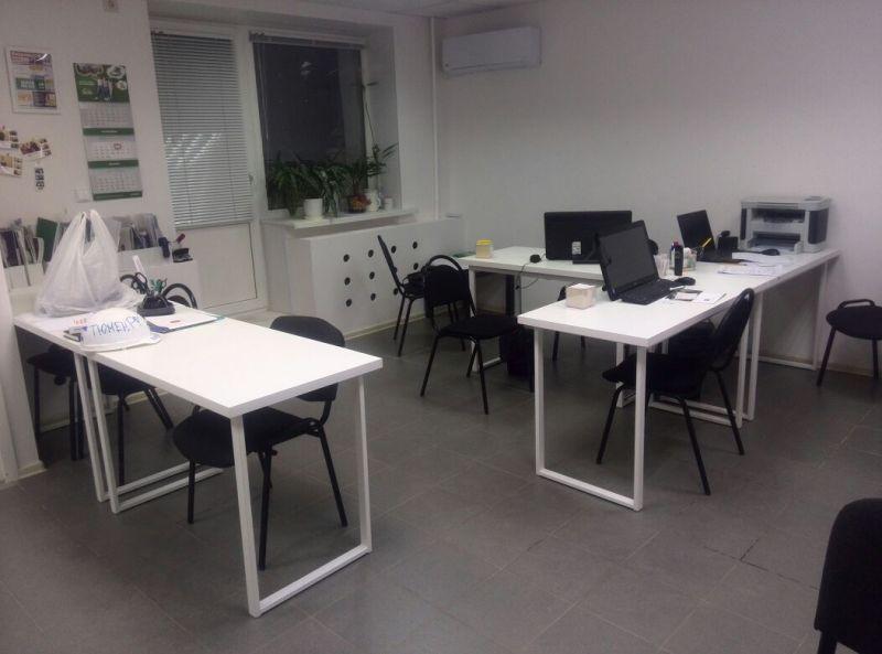 Кованый стол КС-60 фото 1